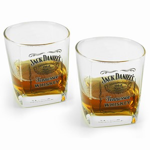 Jack Daniel's Clear Label Glasses 11.6oz / 330ml