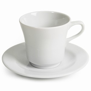 Royal Genware Teacups & Saucers 8.1oz / 230ml