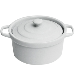 Royal Genware Covered Mini Casserole Dish 14cm