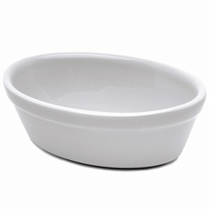 Royal Genware Oval Pie Dish 14cm