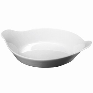 Royal Genware Round Eared Dish 18cm