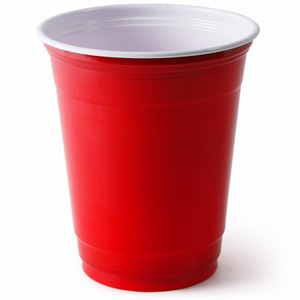 Solo Red American Party Cups 12oz / 340ml