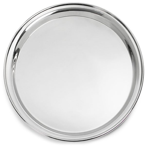 Stainless Steel Waiters Tray 14inch Case Of 24