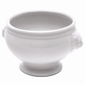 Royal Genware Lion Head Soup Bowl 11cm