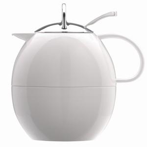 Elia Thermal Egg Jug White 1ltr