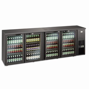 Gamko Eco-Line 2222GMU Bottle Cooler Anthracite