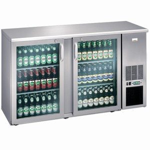 Gamko Eco-Line 22GMUCS Bottle Cooler Stainless Steel