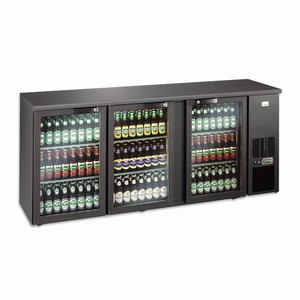 Gamko Eco-Line 222GMU Bottle Cooler Anthracite