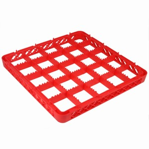 Extender for 25 Compartment Glass Rack