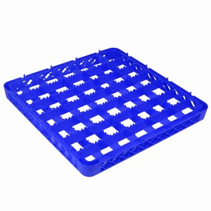 Extender for 49 Compartment Glass Rack