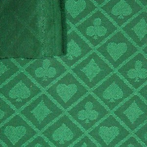 Poker Speed Cloth Green