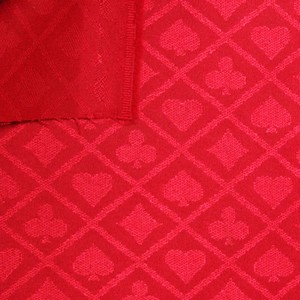 Poker Speed Cloth Red