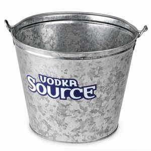 Vodka Source Ice Bucket