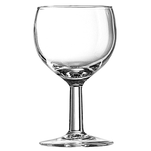 Ballon Wine Glasses Tempered 6.7oz / 190ml