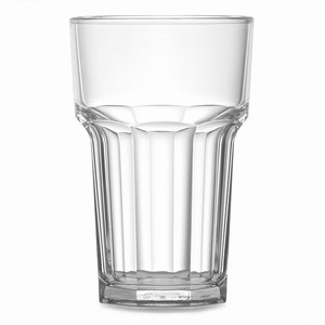 Elite Remedy Polycarbonate Half Pint Nucleated Tumblers CE 10oz / 285ml