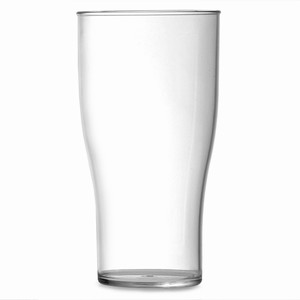 Elite Polycarbonate Tulip Half Pint Tumblers CE 10oz / 285ml