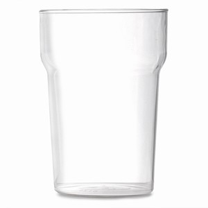Elite Polycarbonate Nonic Pint Tumblers CE 20oz / 568ml