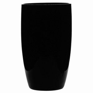 Jet Black Hiball Glasses 15.8oz / 450ml