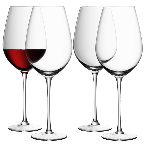 Lsa Wine Collection Red Goblets 29 9oz 850ml