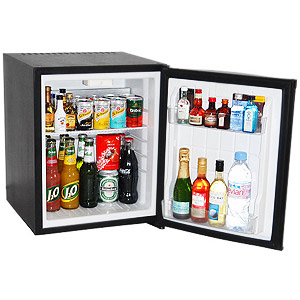 Caldura Digital Mini Fridge 30ltr Black