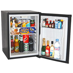 Caldura Digital Mini Fridge 40ltr Black