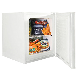 Fridgemaster Table Top Freezer White