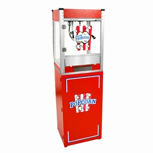 Cineplex 4oz Popcorn Machine Red