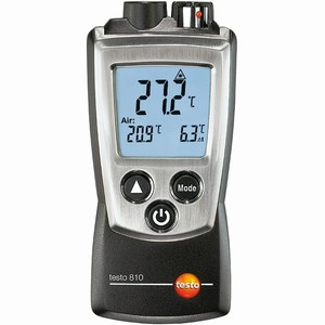 Testo 810 Air & Surface Temperature Thermometer