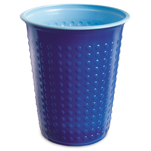 Bicolor Cups Blue/Light Blue 7oz / 210ml
