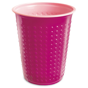 Bicolor Cups Fuschia/Pink 7oz / 210ml