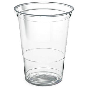 Premium Disposable Beer Tumblers 16oz / 470ml