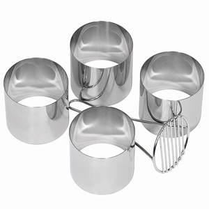 Mermaid Food Ring Mate Set 70mm