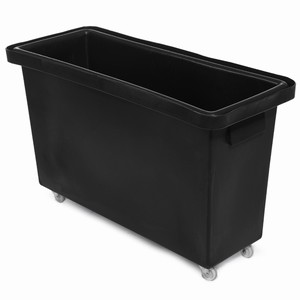 Recycled Bottle Skip 165ltr Black