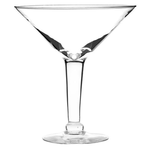 giant martini glass