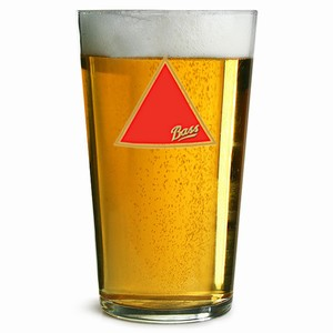 Bass Pint Glasses CE 20oz / 568ml
