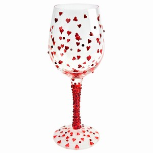 Lolita Red Hot Wine Glass 15.5oz / 440ml