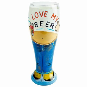 Lolita Beer Belly Pilsner Glass 22.9oz / 650ml