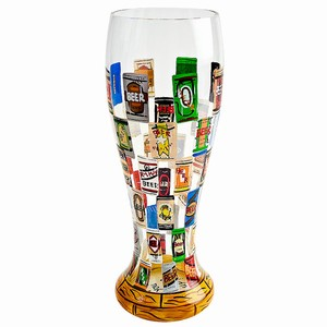 Lolita Beer Wall Pilsner Glass 22.9oz / 650ml