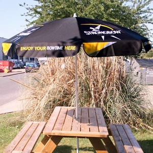 Strongbow Umbrella