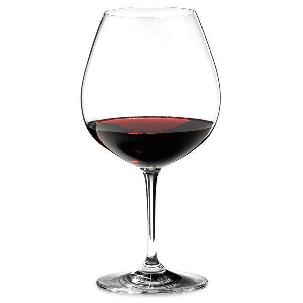 Riedel vinum burgundy wine glasses 700ml for Large red wine glass
