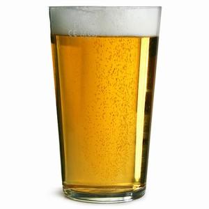 conique pint glasses ce 20oz 568ml conique glasses hiball