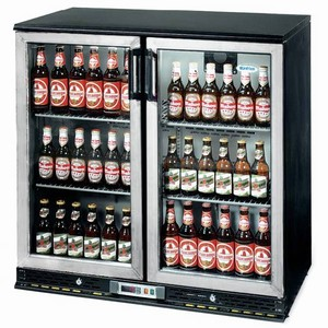Infrico ZXS2 Hinged Door Undercounter Bottle Cooler