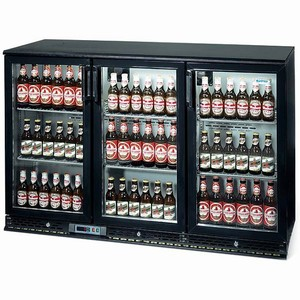Infrico ZX3 Hinged Door Undercounter Bottle Cooler