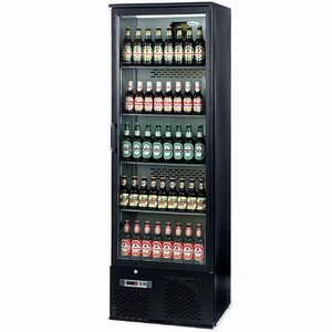 Infrico ZX10 Hinged Door Upright Bottle Cooler