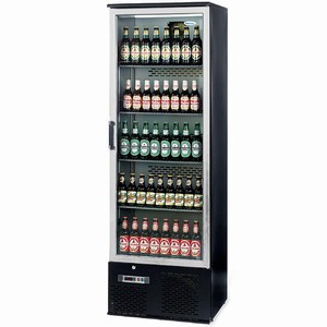 Infrico ZXS10 Hinged Door Upright Bottle Cooler