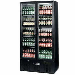 Infrico ZX20 Hinged Door Upright Bottle Cooler