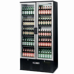 Infrico ZXS20 Hinged Door Upright Bottle Cooler