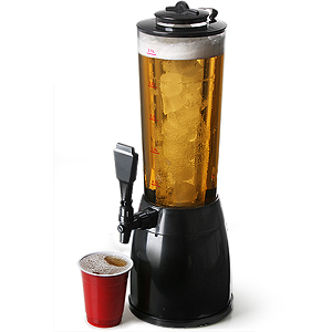 Ice Core Beverage Dispenser
