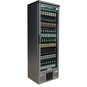 Gamko MG-300G Glass Hinged Door Bottle Cooler