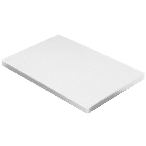 Colour coded chopping board 1inch white bakery dairy for White cutting board used for